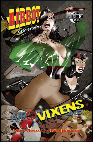 86. Airboy presents: AIR VIXENS