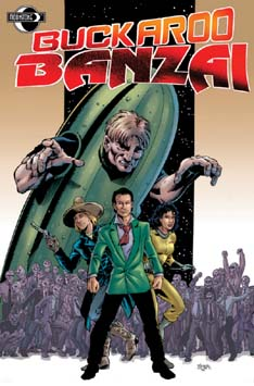 Buckaroo Banzai: Return of the Screw #2DU