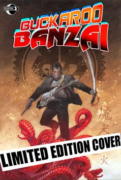 Buckaroo Banzai: Return of the Screw #2 (Ltd)