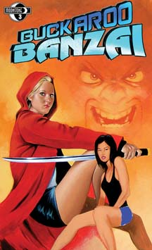 Buckaroo Banzai: Return of the Screw #3 (Ltd)