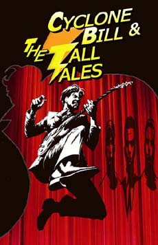 Cyclone Bill & the Tall Tales: GN