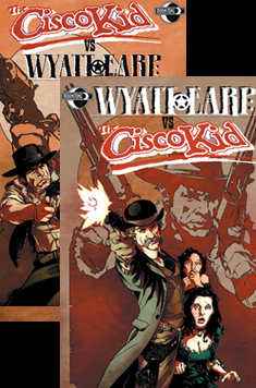 Wyatt Earp vs Cisco Kid: Two Gun pack