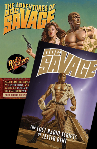Doc Savage Two-fisted pack