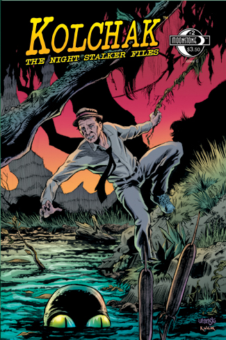 291. Kolchak: Night Stalker Files #2C
