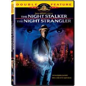 Kolchak Night Stalker/Strangler DVD