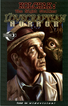 415. Kolchak: The Night Stalker: Lovecraftian Horror