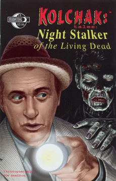 419. Kolchak: Night Stalker of the Living Dead #1