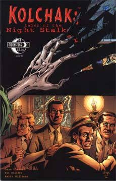 Kolchak: Tales of the Night Stalker: #4 (signed)