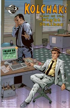 Kolchak: Tales of the Night Stalker: #5B