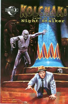 Kolchak: Tales of the Night Stalker: #6A