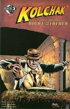 Kolchak: Tales of the Night Stalker: #6B