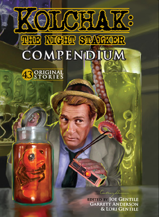 057. Kolchak the Night Stalker Compendium