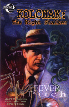 Kolchak: The Night Stalker: Fever Pitch
