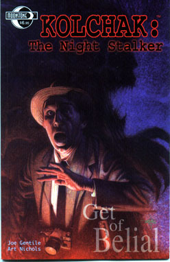 Kolchak: The Night Stalker: Get of Belial