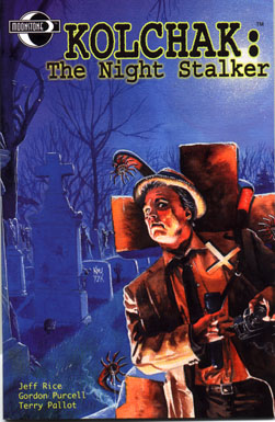 Kolchak: The Night Stalker: Adaptation