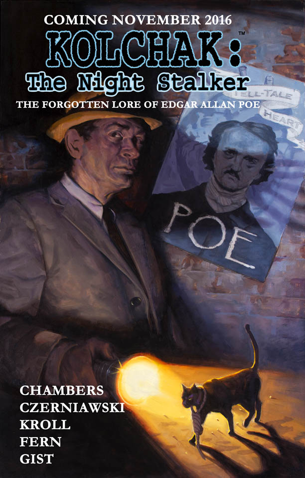 0. KOLCHAK: Forgotten Lore of Edgar Allan Poe: