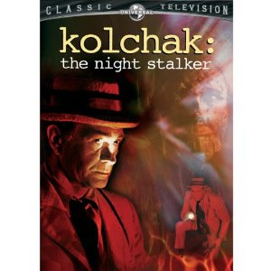 Kolchak the Night Stalker Series DVD