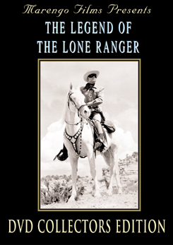 The Lone Ranger: Clayton Moore DVD