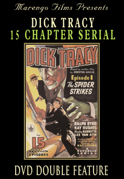 Dick Tracy Serial DVD