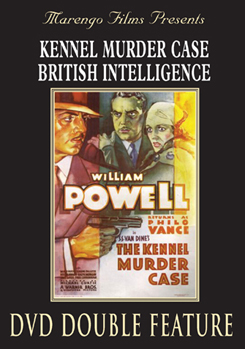 Kennel Murder Case/British Intelligence DVD