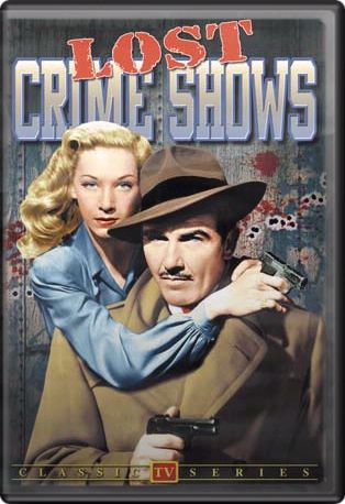 Lost Crime Shows vol.1 DVD