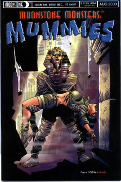 Moonstone Monsters: Mummies (signed)