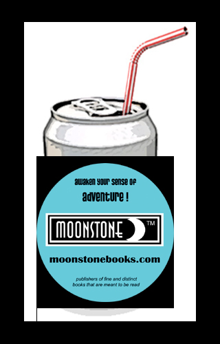 095. Moonstone can holder
