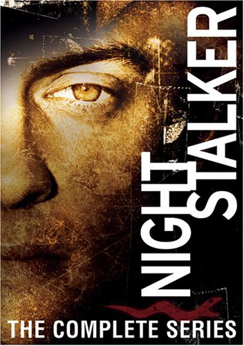 The NightStalker complete DVD