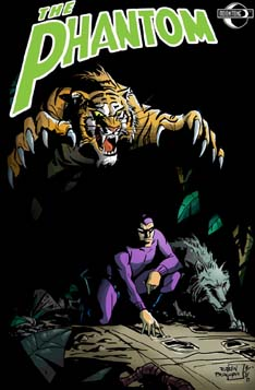 The Phantom #12 (ltd)