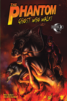 146. The Phantom: Ghost Who Walks #1 (signed)