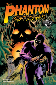 143. The Phantom: Ghost Who Walks #1(Sy)