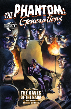122. The Phantom: Generations #3
