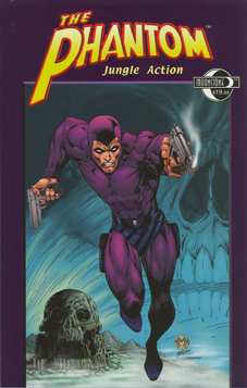 021. The Phantom TPB: Jungle Action