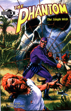 The Phantom: The Singh Web
