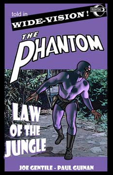 The Phantom: Law of the Jungle (double signed)
