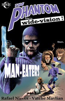 144. The Phantom: Man Eaters - Special