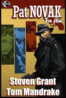 Pat Novak For Hire: GN (double signed)