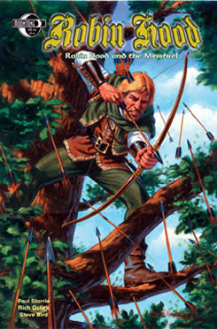 Robin Hood: The Minstrel
