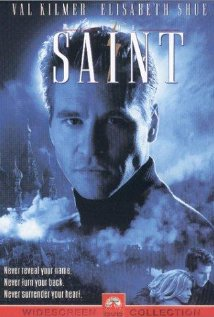 The Saint Movie DVD