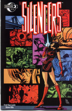 The Silencers: #2