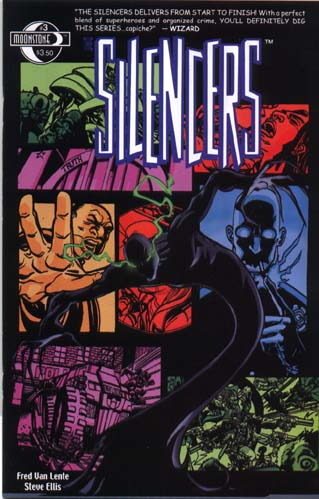 The Silencers: #3