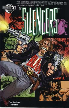 The Silencers: #4