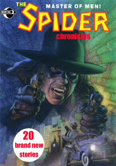 205. The SPIDER: Chronicles (spec Ltd Ed)