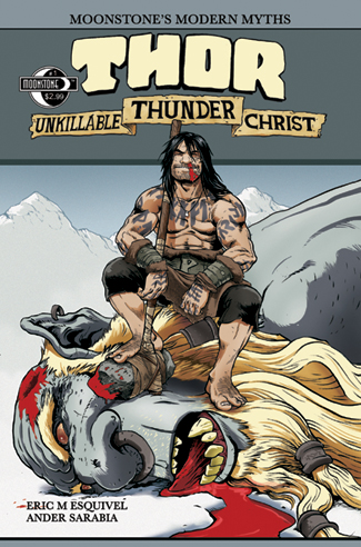 Thor: Unkillable Thunder