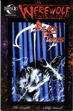Werewolf the Apocalypse: Black Furies (signed)