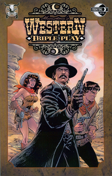 Western Triple feature TPB