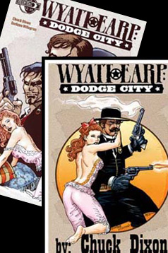 Wyatt Earp: Dodge City: #2-3 combo