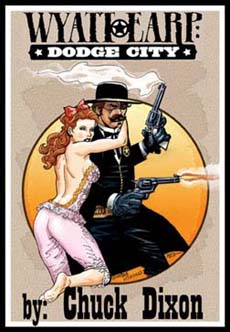 Wyatt Earp: Dodge City: #3